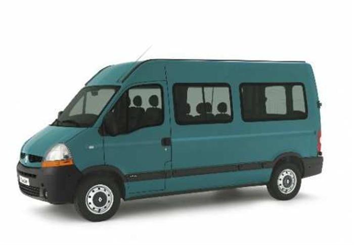 RENAULT MASTER III автобус (JV)