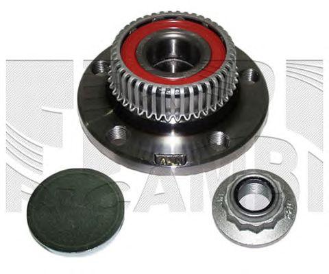 Комплект подшипника ступицы колеса KM International RK1022