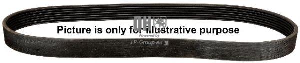 Поликлиновой ремень JP GROUP 1118108100