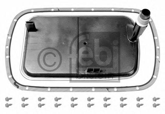 Комплект гидрофильтров, автоматическая коробка передач FEBI BILSTEIN 27065