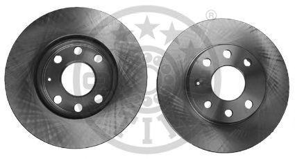 Тормозной диск OPTIMAL BS-0610