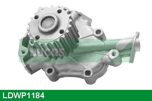 Водяной насос LUCAS ENGINE DRIVE LDWP1184