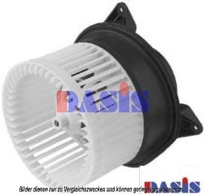 Вентилятор салона AKS DASIS 740400N