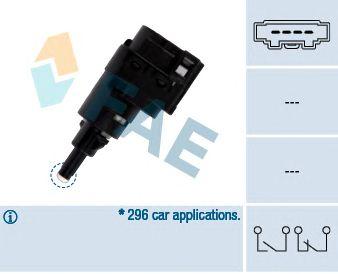 Выключатель фонаря сигнала торможения FAE 24763