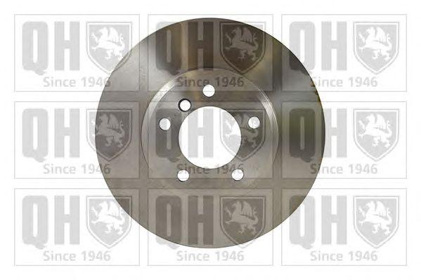 Тормозной диск QUINTON HAZELL BDC5458