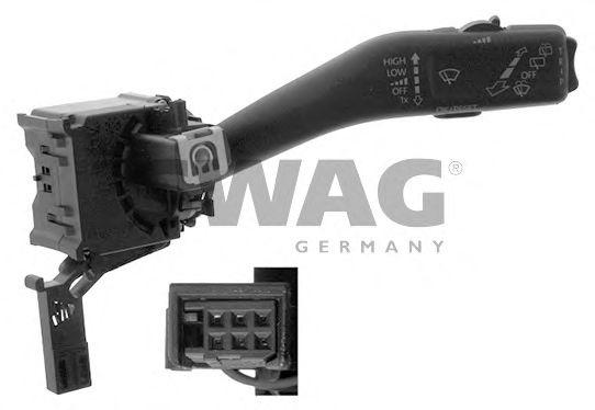 Переключатель стеклоочистителя; Выключатель на колонке рулевого управления SWAG 30 93 8513