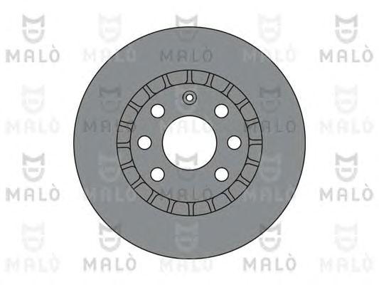 Тормозной диск MALO 1110290