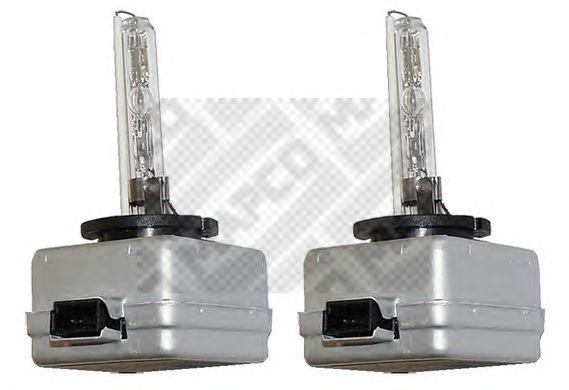 Лампа накаливания, фара дальнего света MAPCO 103222/2