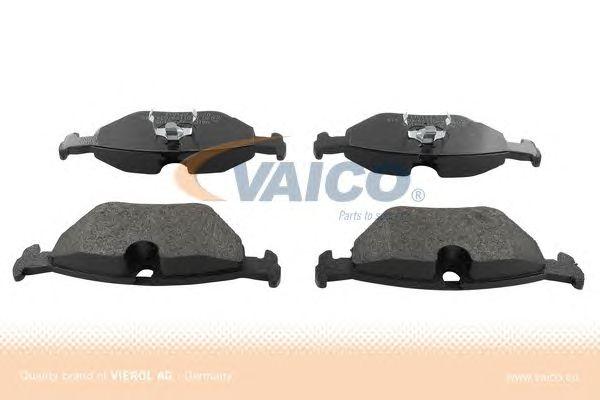 Комплект тормозных колодок, дисковый тормоз VAICO V20-8105
