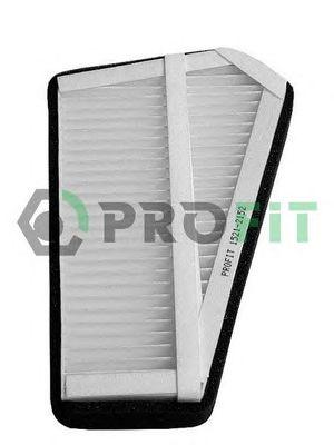 Фильтр, воздух во внутренном пространстве PROFIT 1521-2152