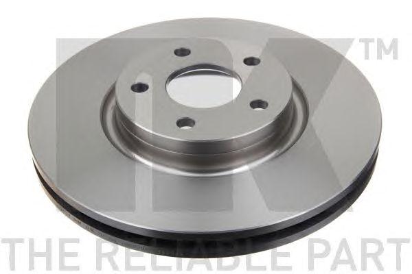 Тормозной диск NK 202581