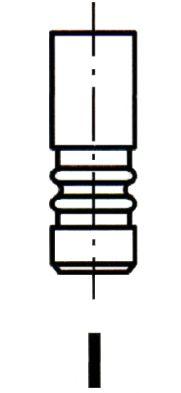 Выпускной клапан IPSA VL110200