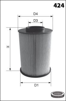 Воздушный фильтр LUCAS FILTERS LFAF273