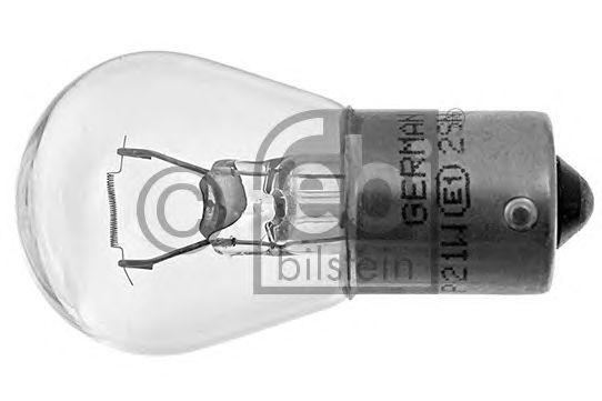 Лампа накаливания, фонарь указателя поворота; Лампа накаливания, фонарь сигнала торможения FEBI BILSTEIN 06882