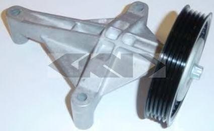 Паразитный / ведущий ролик, поликлиновой ремень SPIDAN 66066