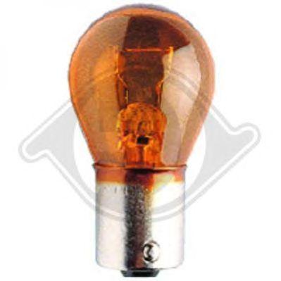 Лампа накаливания, фонарь указателя поворота; Лампа накаливания, фонарь указателя поворота DIEDERICHS 9500081