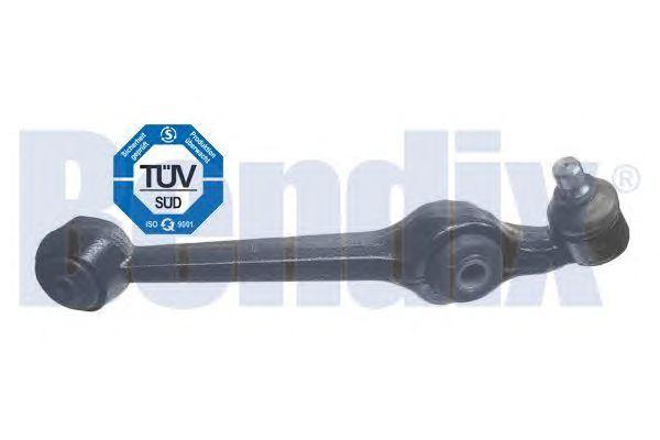Рычаг независимой подвески колеса, подвеска колеса BENDIX 041606B