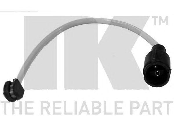 Сигнализатор, износ тормозных колодок NK 280037