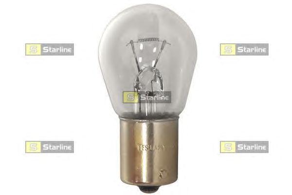 Лампа накаливания, фонарь указателя поворота; Лампа накаливания, основная фара; Лампа накаливания, фонарь сигнала тормож./ задний габ. огонь; Лампа накаливания, фонарь сигнала торможения; Лампа накаливания, фонарь освещения номерного знака; Лампа накаливания, задняя противотуманная фара; Лампа накаливания, фара заднего хода; Лампа накаливания, задний гарабитный огонь; Лампа накаливания, oсвещение салона; Лампа накаливания, стояночные огни / габаритные фонари; Лампа накаливания, стояночный / габаритный огонь; Лампа накаливания, основная фара; Лампа накаливания, фонарь указателя поворота; Лампа накаливания, фонарь сигнала тормож./ задний габ. огонь STARLINE 99.99.995