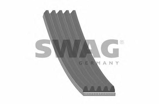 Поликлиновой ремень SWAG 20 92 8835