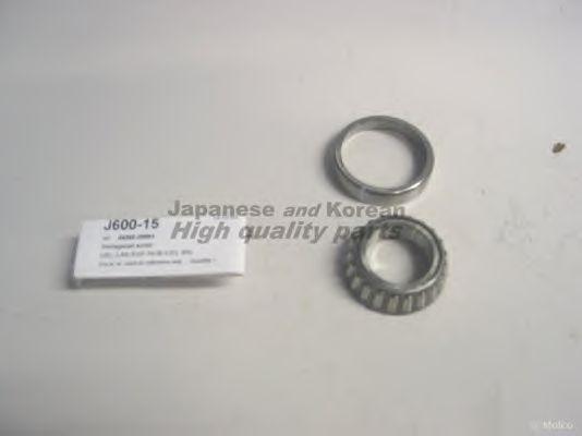 Комплект подшипника ступицы колеса ASHUKI J600-15