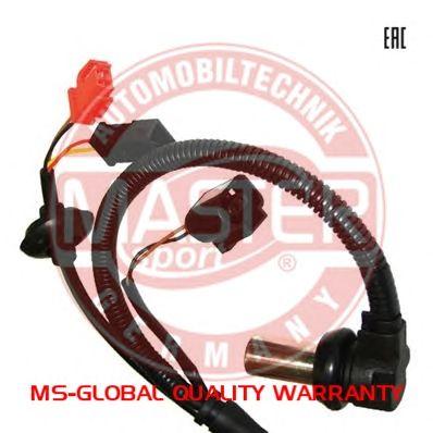 Датчик, частота вращения колеса MASTER-SPORT 0986597007-PCS-MS